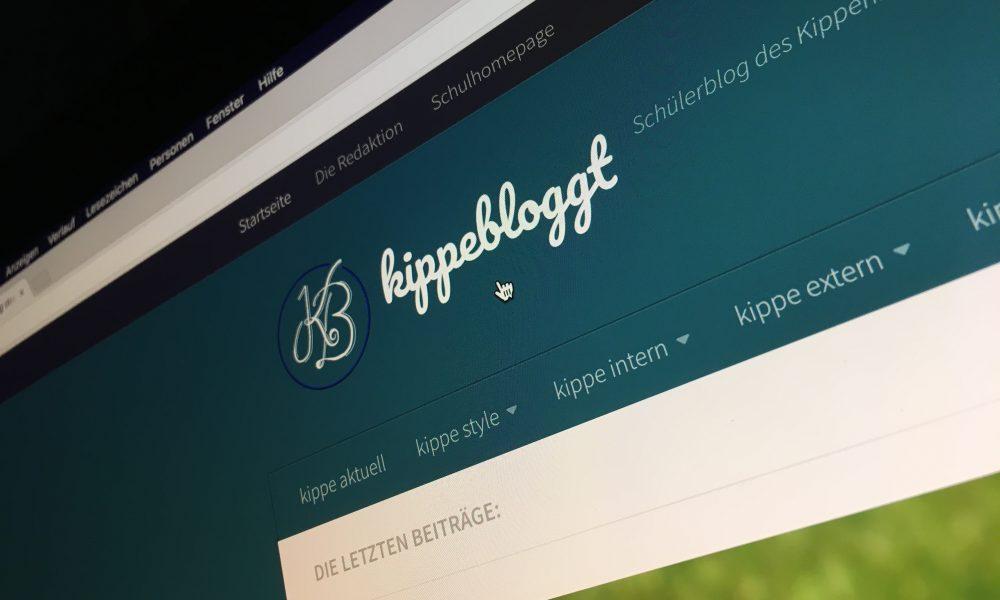 kippebloggt Homepage