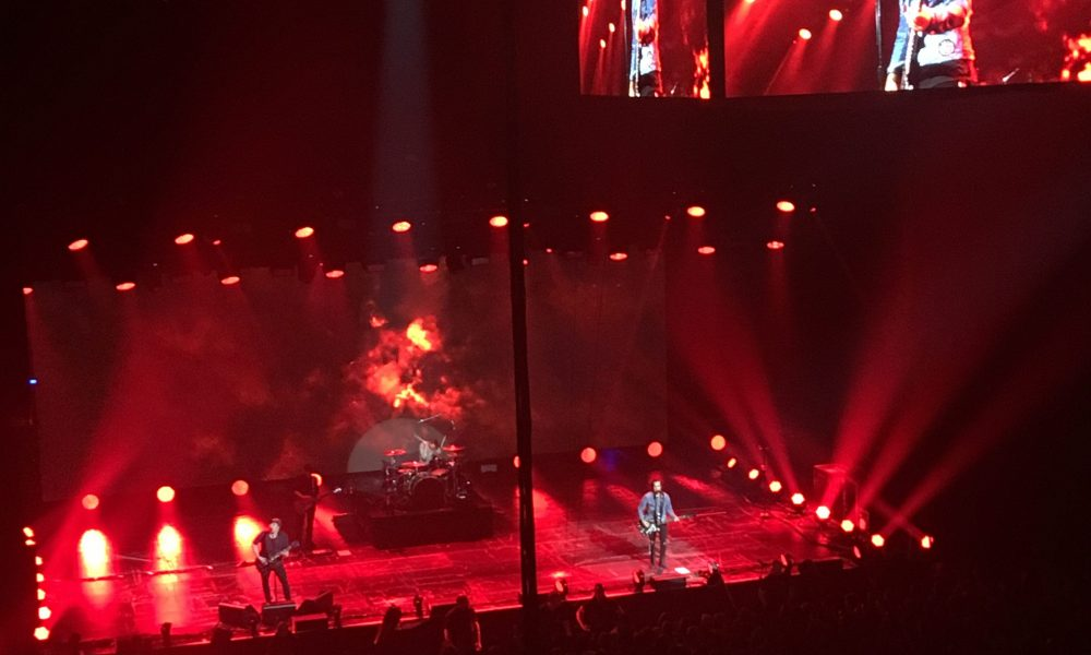 Fall Out Boy - beim Konzert