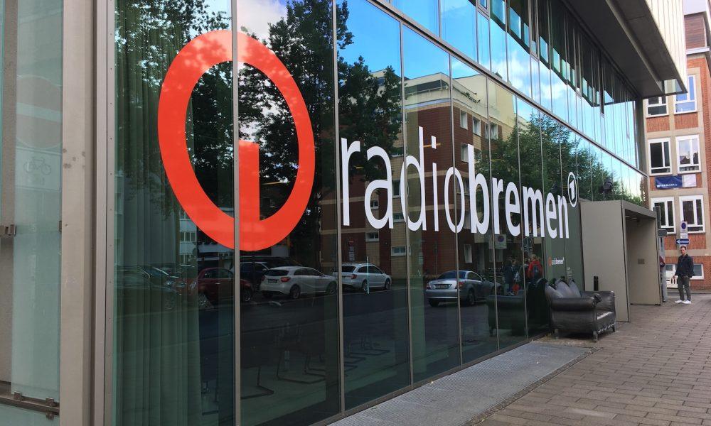 Das Funkhaus von Radio Bremen