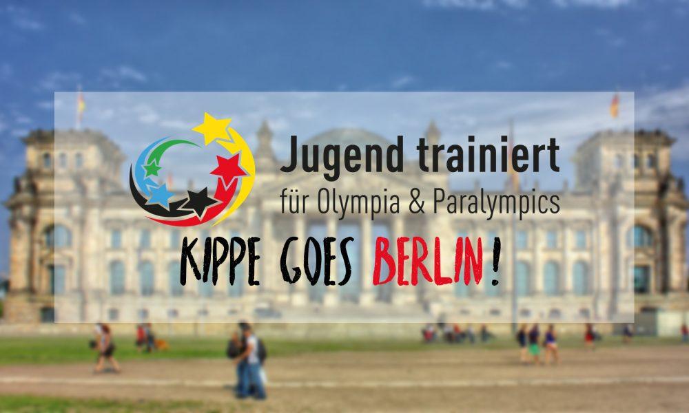 KIPPE GOES BERLIN!