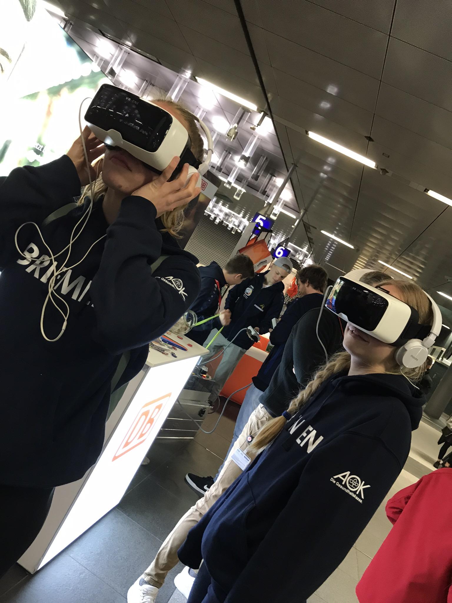 VR am HBF
