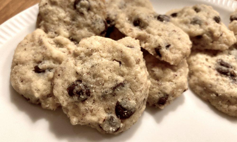 Cookies auf einem Teller