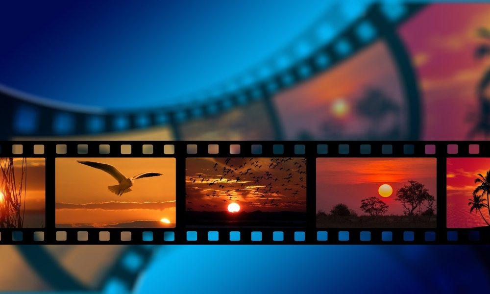 Kinofilm-Streifen