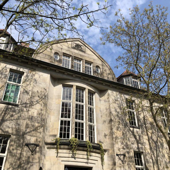 Das Vietorhaus des Kippenberg-Gymnasiums