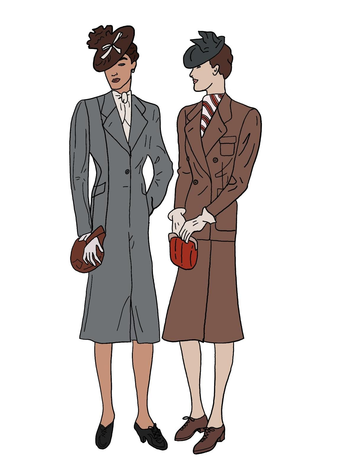 Modestil der 30er