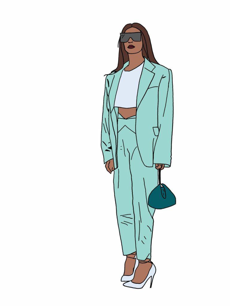 Modestil der 80er