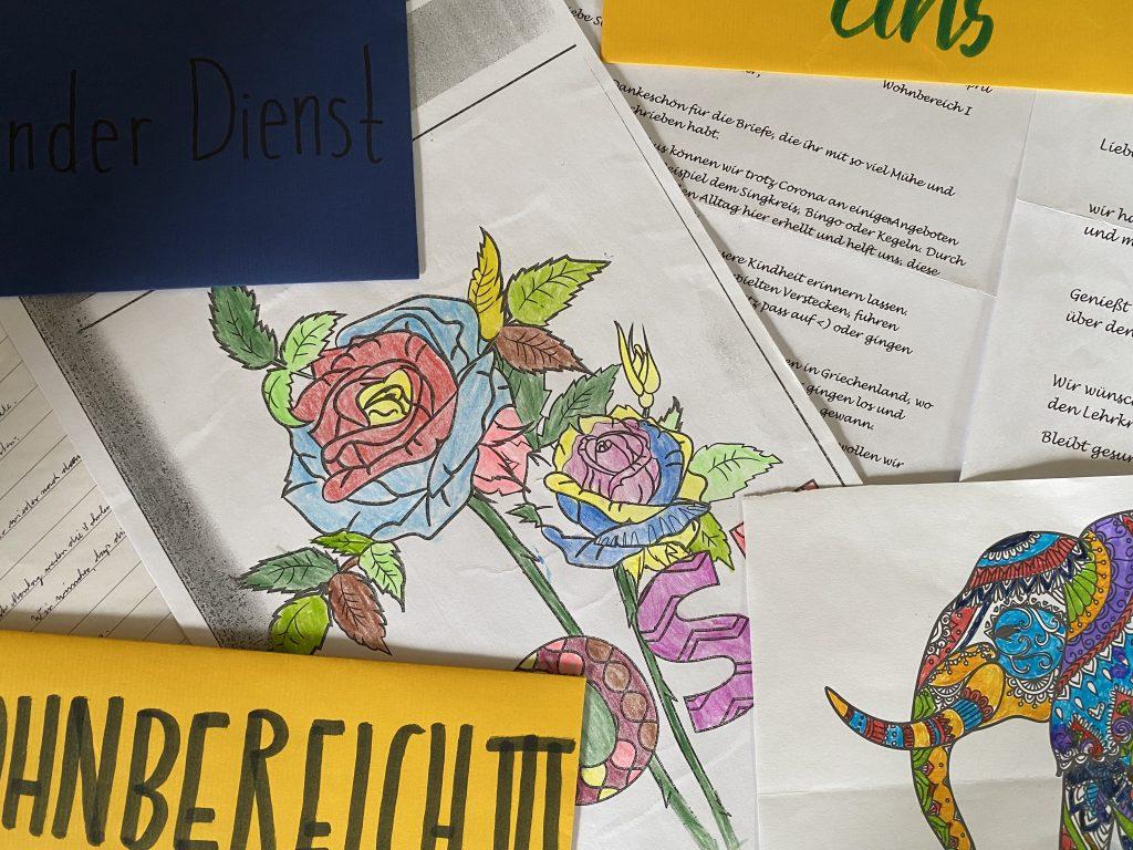 Briefe und Bilder aus dem St. Franziskus