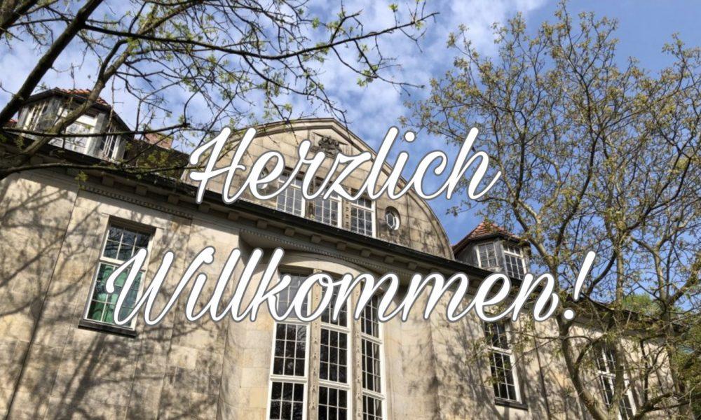 Das Viertorhaus des Kippenberg-Gymnasiums,
